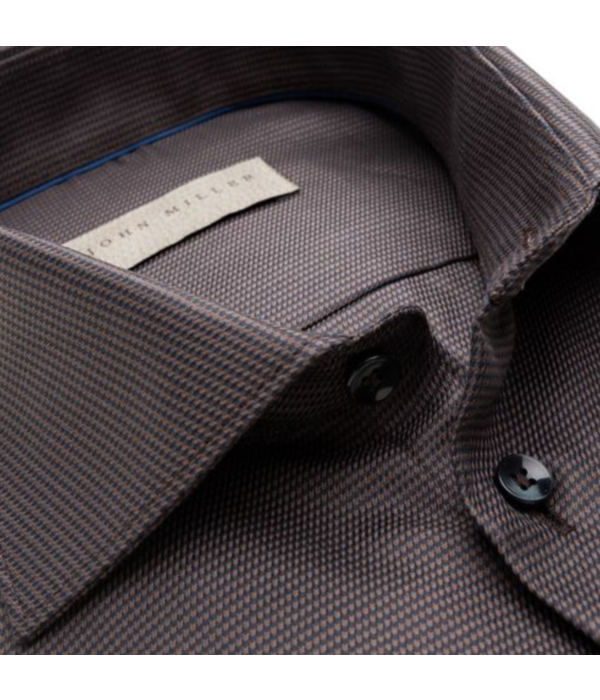 John Miller dress-shirt d. bruin tf
