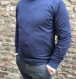 Fedeli luxe merino ronde hals trui, div. kleuren