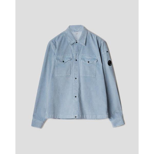 overshirt,  l. blauw