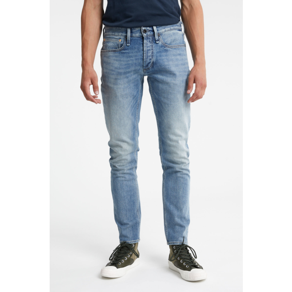 razor jeans mid. blue