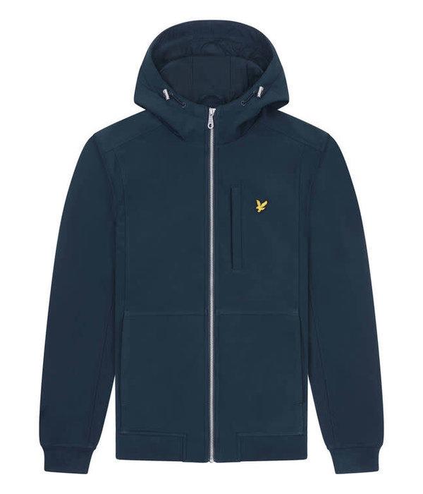 Lyle & Scott ls jk1214v softshell jacket