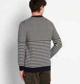 Lyle & Scott ls kn1356v stripe trui