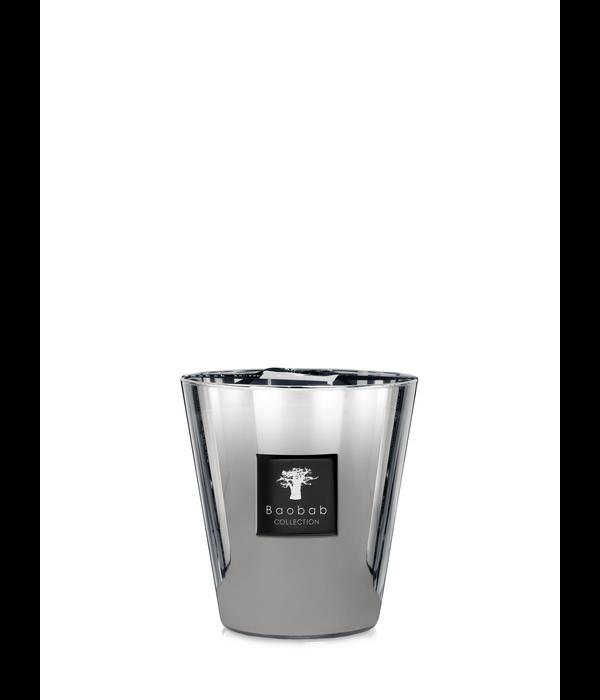 Baobab les exclusives platinum / aurum candle 16 cm