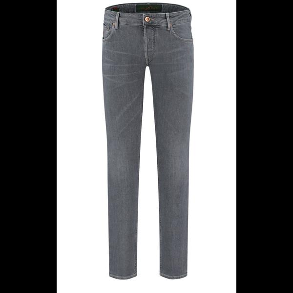 jeans l. grijs