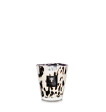 Baobab  candles black pearls   16 cm