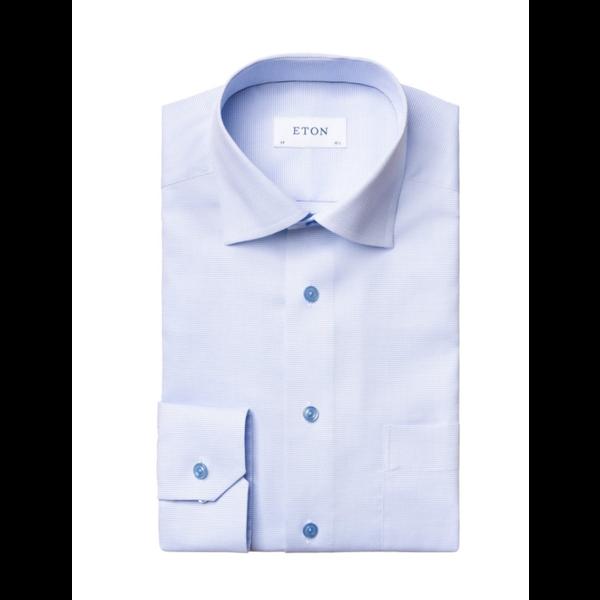 dress-shirt l. blauw