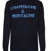 MC2 Saint Barth trui champagne