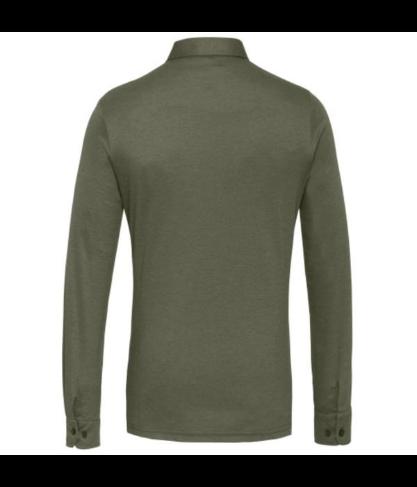 Desoto polo-shirt lange mouw