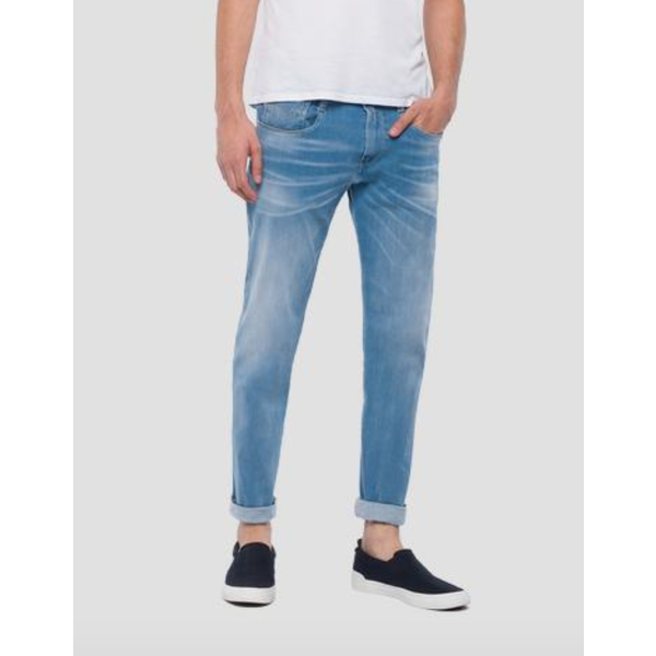 anbass jeans l. blue