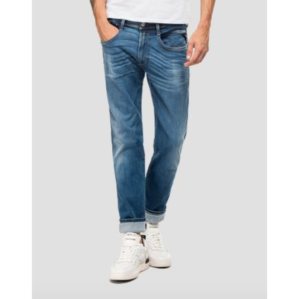 anbass jeans m. blue