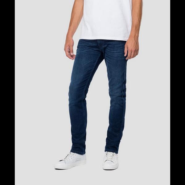 anbass jeans d. blue