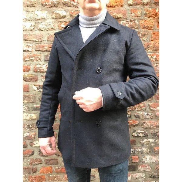 d. blauw coat