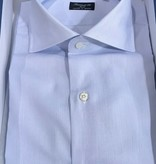 Finamore luxe dress-shirt streep