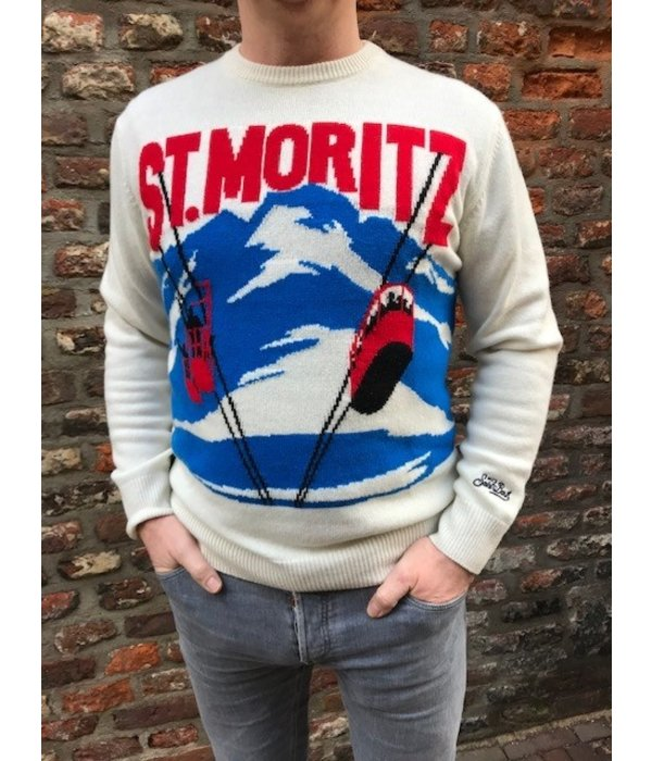 MC2 Saint Barth trui heron st. moritz