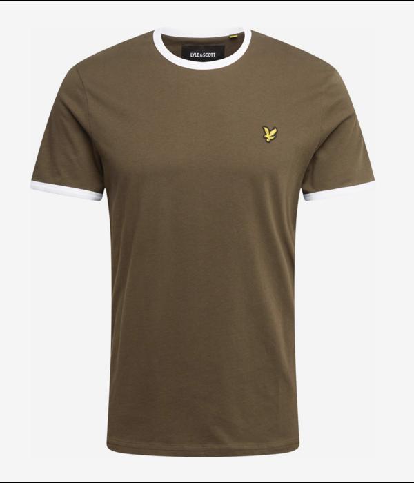Lyle & Scott t-shirt, div. kleuren