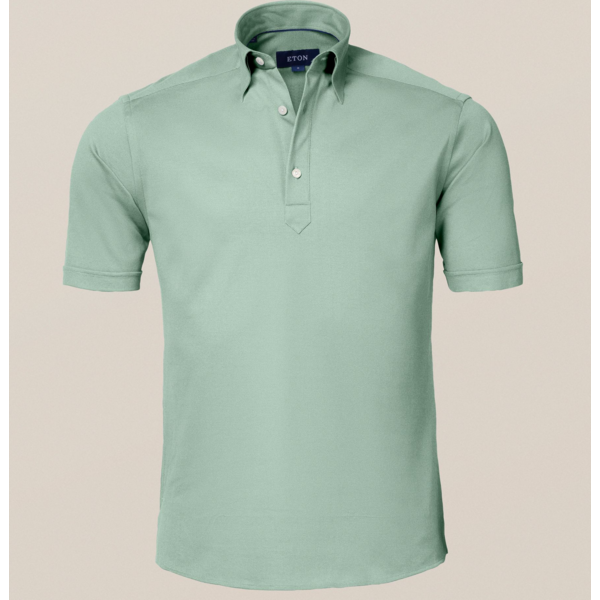 polo-shirt groen