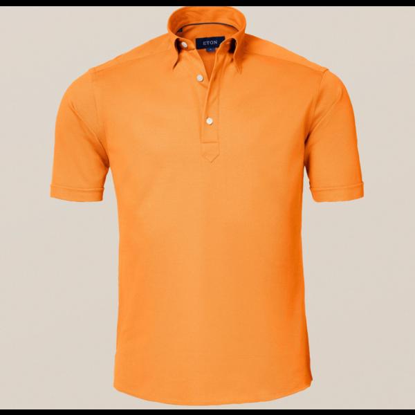 polo-shirt oranje