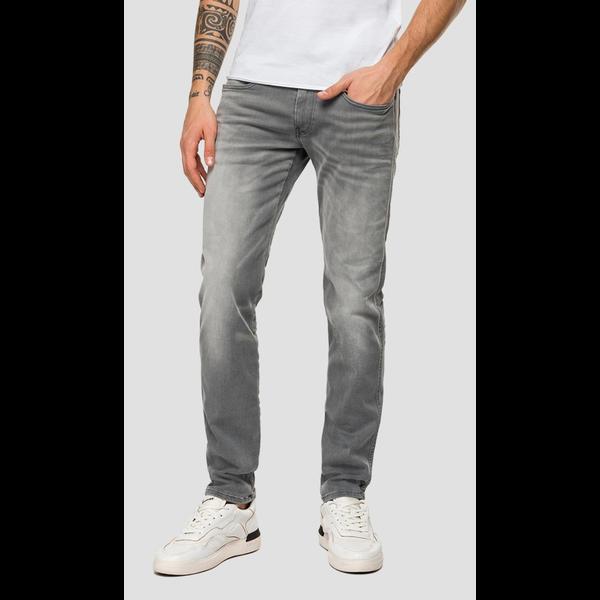 anbass jeans l. grijs