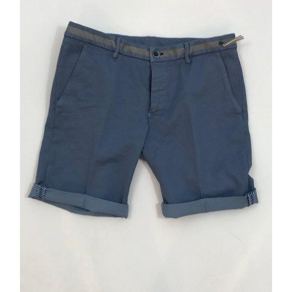 bermuda blauw streep