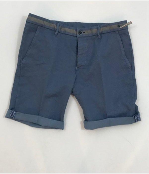 Mason's  bermuda blauw streep