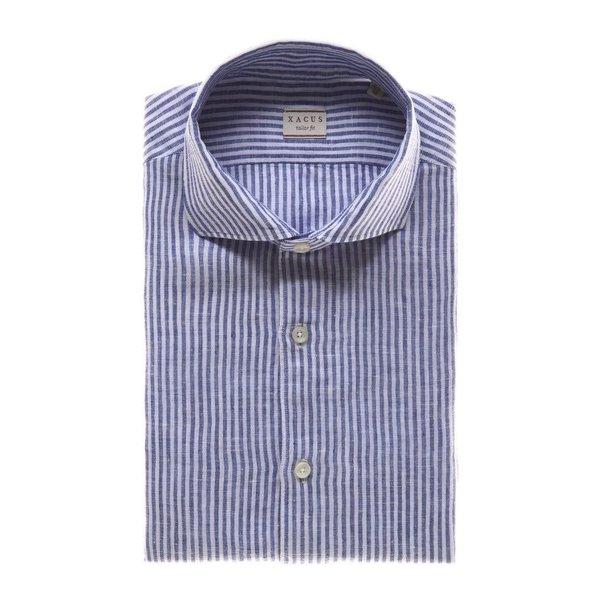 dress-shirt linnen streep