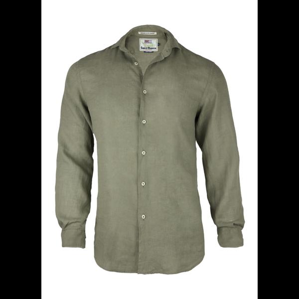 casual shirt linnen, div. kleuren