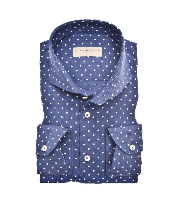 John Miller dress-shirt linnen