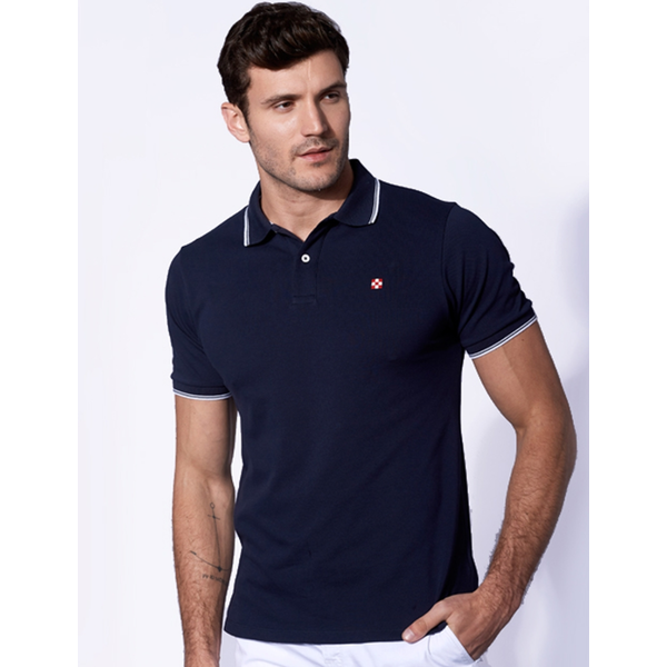 beverly hills polo-shirt, div. kleruren