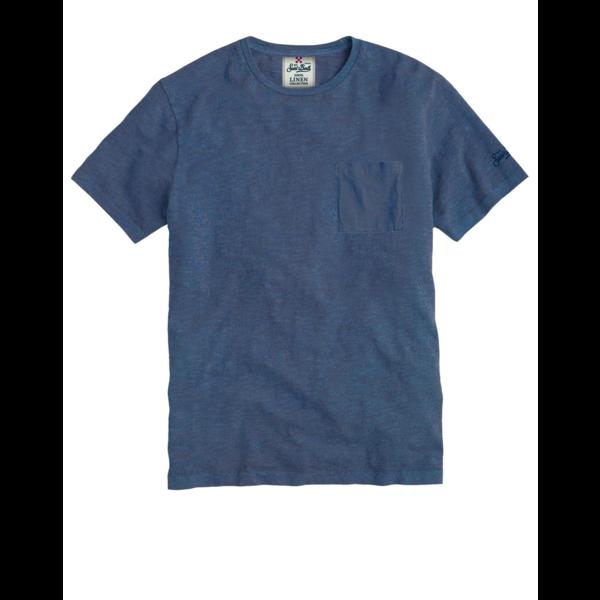 t-shirt linnen, div. kleuren