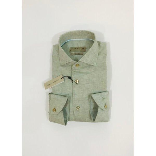 dress-shirt groen