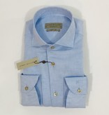 John Miller dress-shirt l. blauw