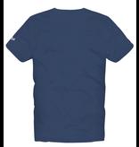 MC2 Saint Barth T-shirt Vespa blauw