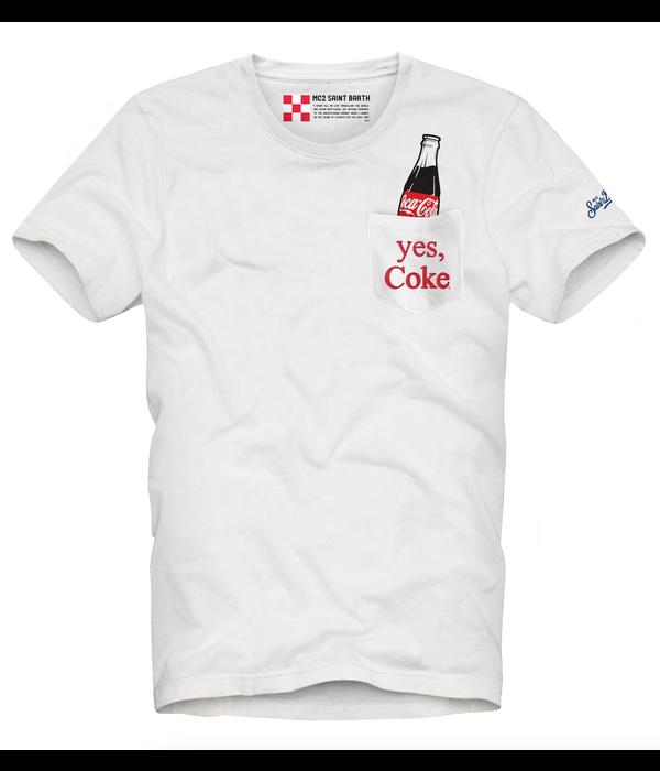 MC2 Saint Barth t-shirt coca cola