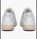 Diadora row cut sneaker wit