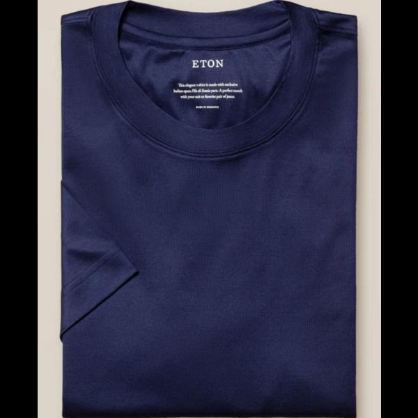 filo T-shirt  d. blauw
