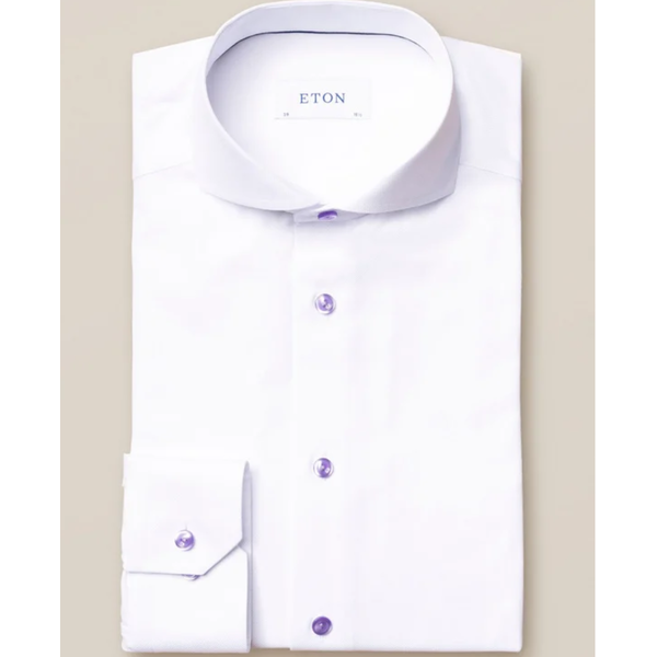dress-shirt wit slimfit