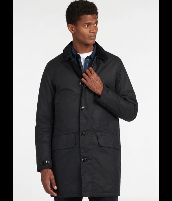 Barbour coat wax mac