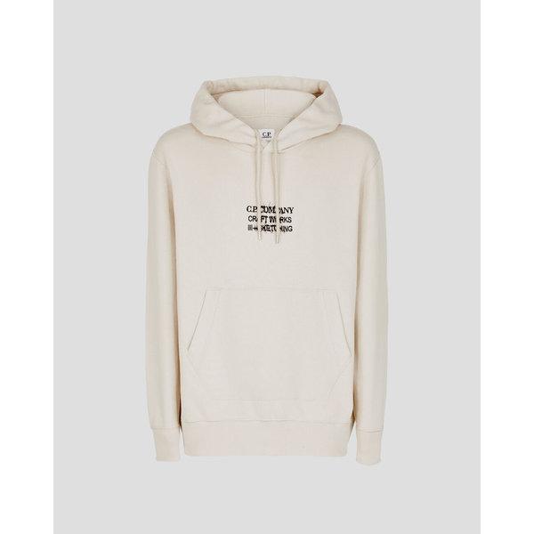 fleece hoodie brused