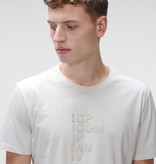 CP Company verticaal logo t-shirt