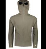 CP Company fleece goggle hoodie vest