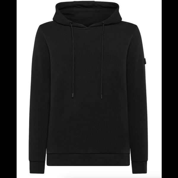 hoodie Sualo kil zwart