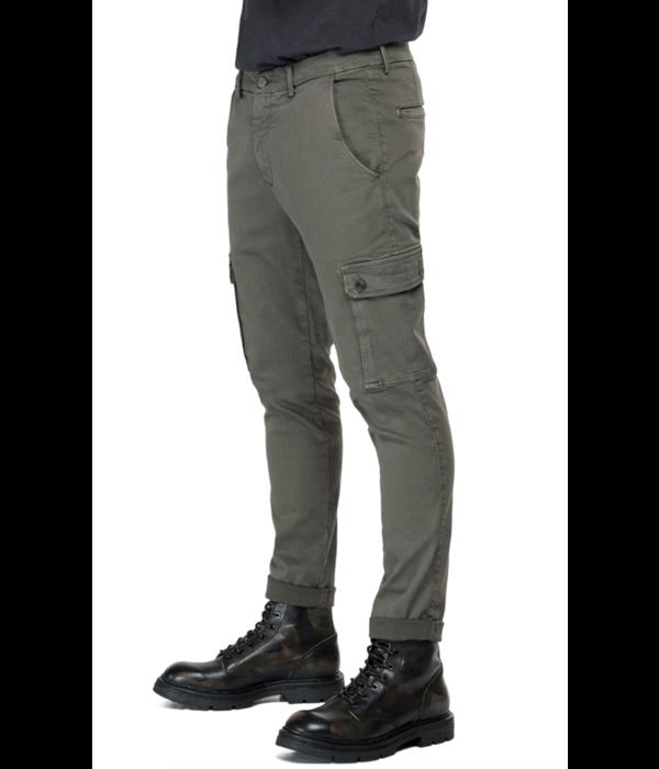 Replay cargo jeans groen