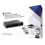 Konig 4-kanaals CCTV Recorder HDD 500 GB 5412810214419