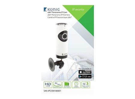 Konig HD IP-Camera Panorama