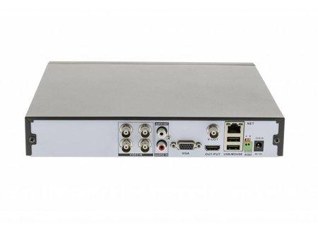Konig CCTV-Set HDD 1TB - 4x camera's