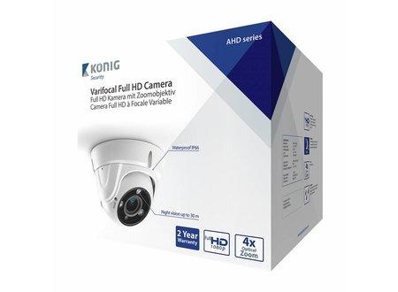 Konig Konig Full HD dome camera 1080P