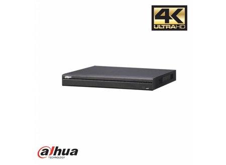 Dahua 8 kanaals 1U 4K H.265 Nvr (Incl. 2Tb) HDD recorder