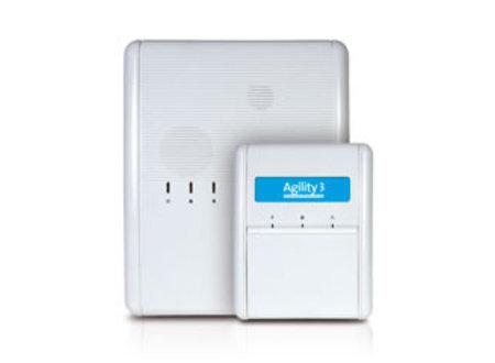 Risco Agilty V4 IP panel + keypad