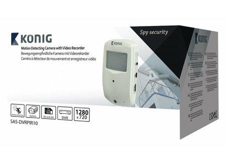 Konig Compacte camera voor het discreet beveiligen van bezittingen