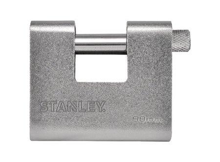 Stanley Hangslot Massief Messing 90 mm